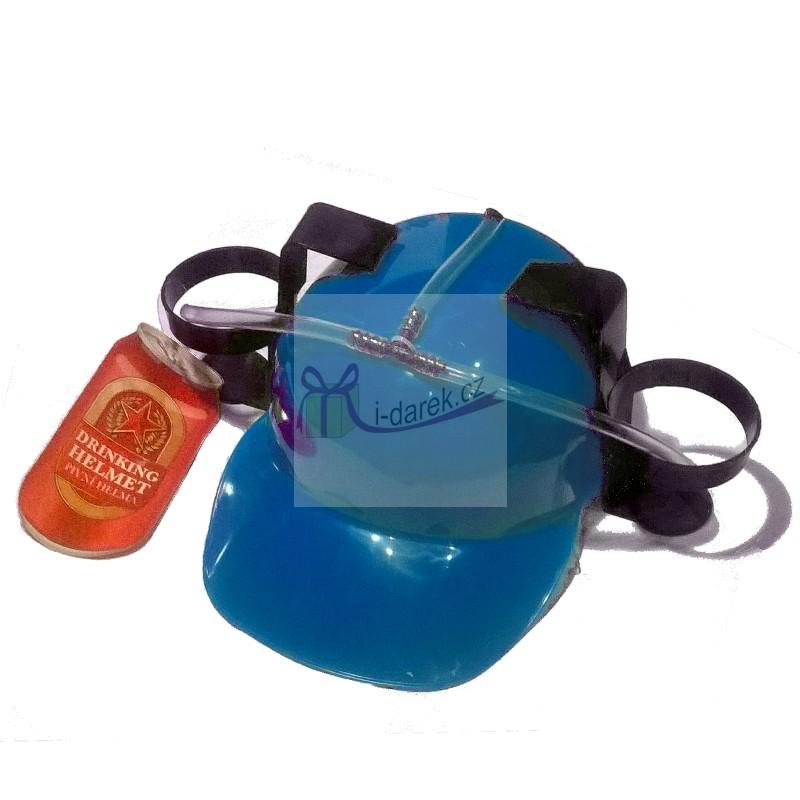 51fffcf77cca3 Pivná prilba-helma kráľovská modrá   Originálne, luxusné i praktické ...