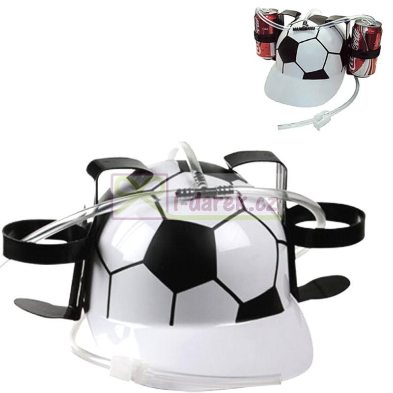 247ac053eff45 Pivná prilba - helma futbalová lopta   Originálne, luxusné i ...