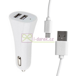 Micro USB nabíjačka do auta