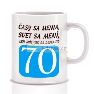 Darek k 70 narodenin m Netradin dareky, origin lne